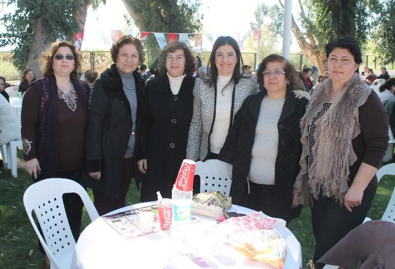 ERKUT'TAN 'KADINLARA' ÖZEL PİKNİK