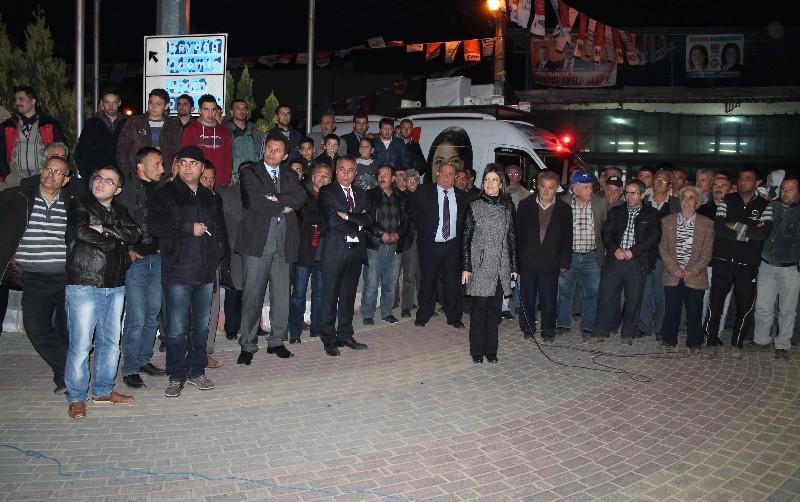 ARSLANLI ZİYARETİMİZ (14.03.2014)