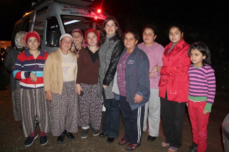Erkut'un Projeleri Ayakta Alkışlanıyor