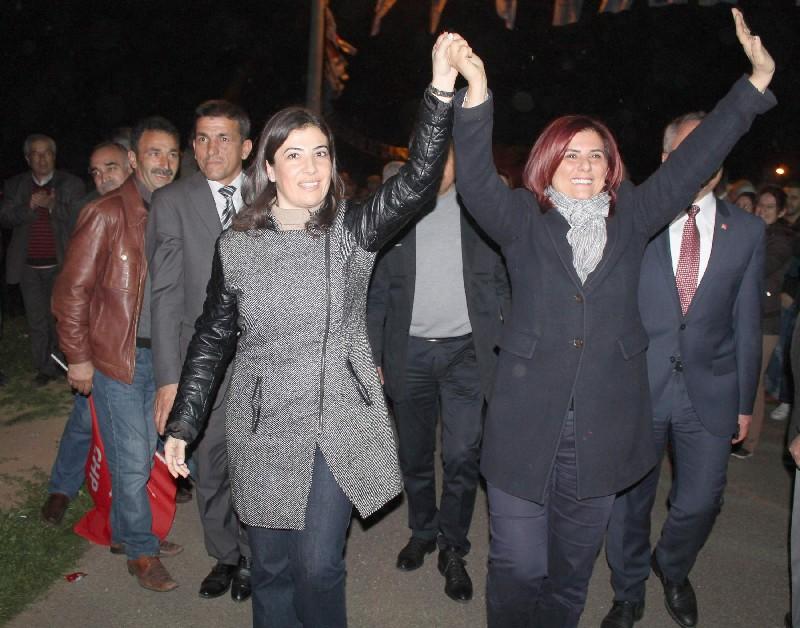 PINARBAŞI'NDA 'ERKUT' RÜZGARI ESTİ