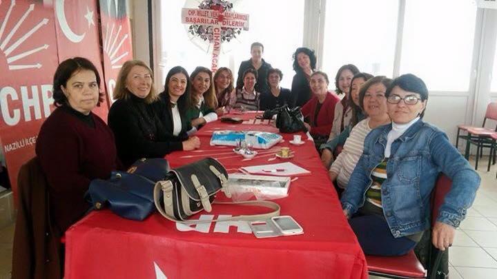 Kadın Kolları Toplantımız...