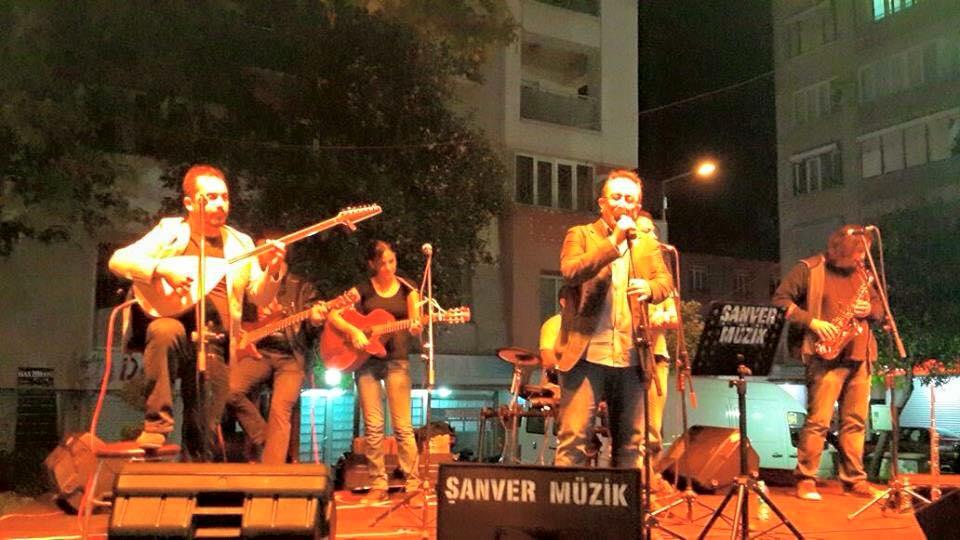 Sayın Tayfun Talipoğlu ile beraber şiir dinletisi ve Grup Eflatun konser