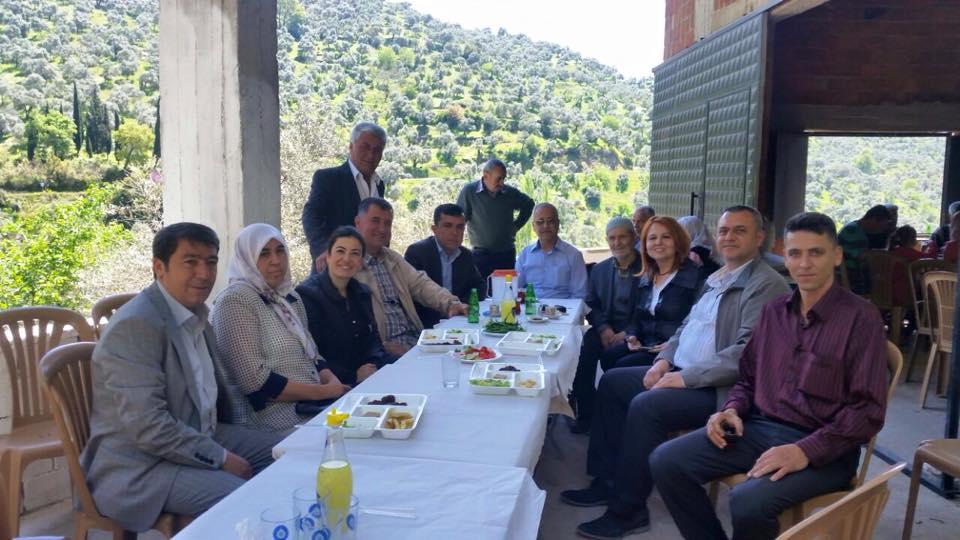 Köşk Ilçe Başkanımız Mehmet Güldenkin Düğün Cemiyetindeydik...