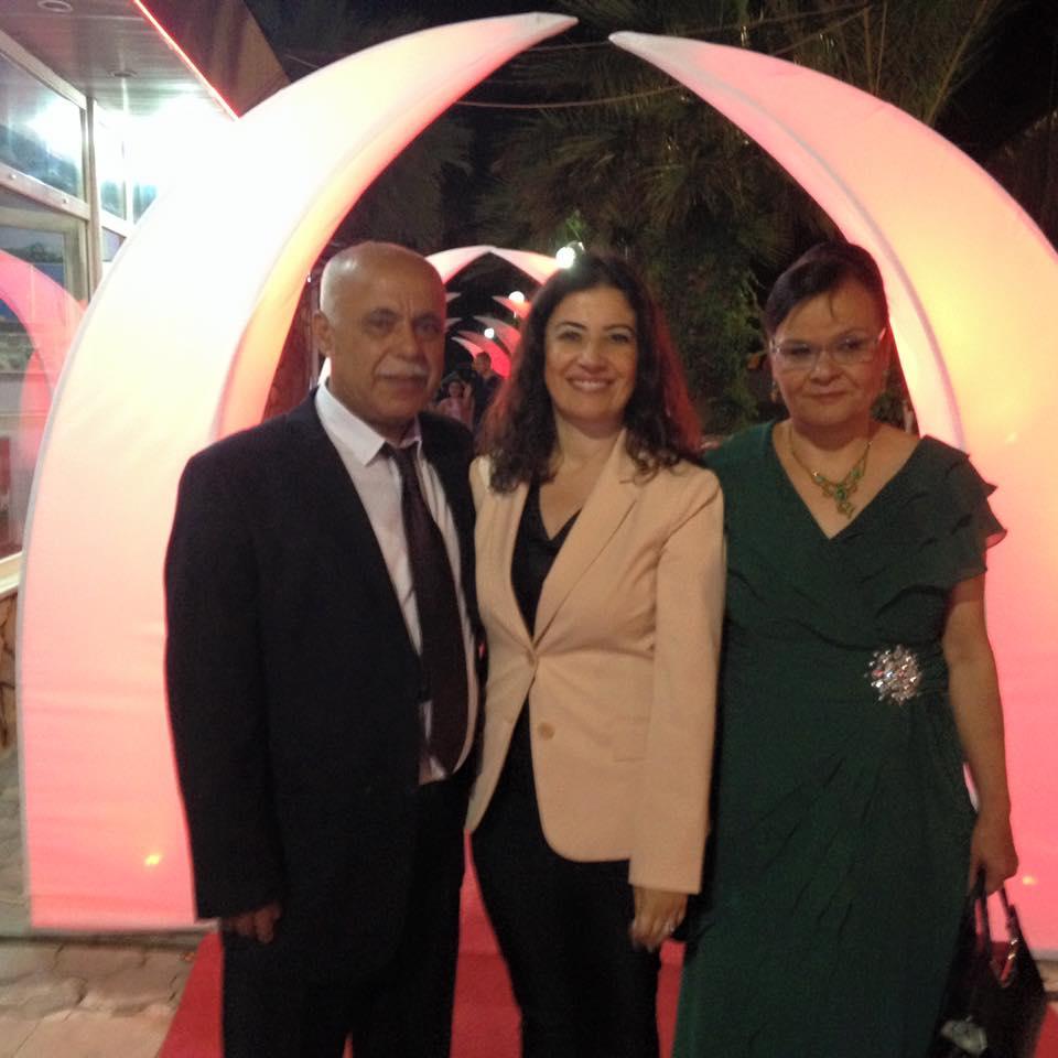 Çok değerli partililerimiz Edibe ve Mehmet Dura ın oğullarının düğününde