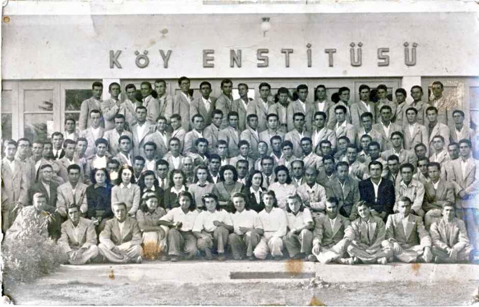 Köy Enstitülerinin Kuruluşunun 75. Yılı Kutlu Olsun...