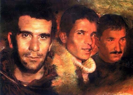 Deniz Gezmiş, Hüseyin Inan ve Yusuf Aslan'ı 43. Ölüm Yıldönümlerinde, sevgi, saygı ve rahmetle anıyorum...